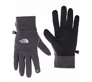 The North Face Etip Gloves Touchscreen Handschuhe - Grösse S - Grau